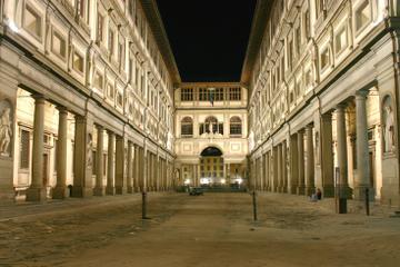 Hoppa över kön: Biljetter till Uffizierna i Florens