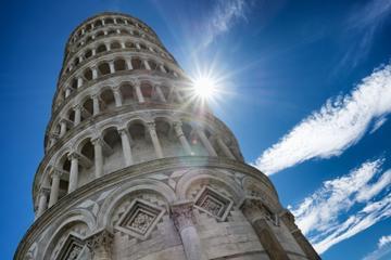 Kaartjes voor de scheve toren van Pisa
