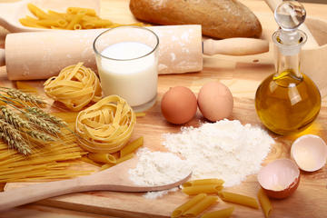 Kookles voor eigengemaakte Italiaanse pasta in Florence