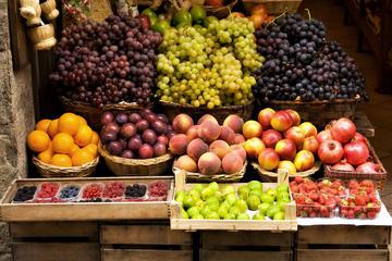 Matlagningskurs och marknadsbesök i Florens