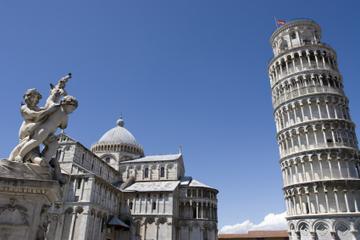 Passeio de um dia na Toscana em grupos pequenos a Pisa, San Gimignano...
