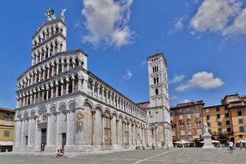 Pisa and Lucca Grand Tour