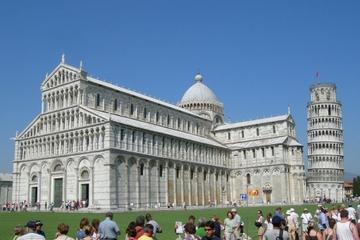 Pisa og Det Skæve Tårn - halvdagstur fra Firenze