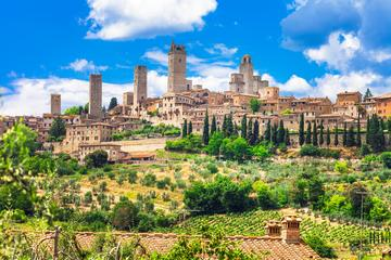 Private Day Trip to San Gimignano Volterra and Certaldo