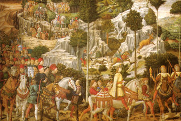 Private Florence Christmas Walking Tour: The Procession of the Magi