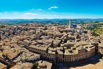Private Full-Day Independent Tour to Siena and San Gimignano from...