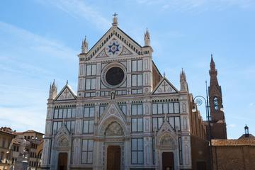 Private Guided Visit of Florence's Santa Croce Basilica and its Ancient Leather School