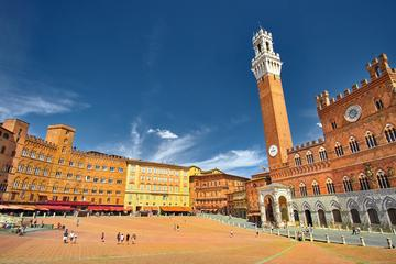 Private Tour: Siena and San Gimignano with Wine Tasting and Chianti Village Visit