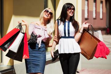 Shoppingtur från Florens till Prada och outlet-modebutiker