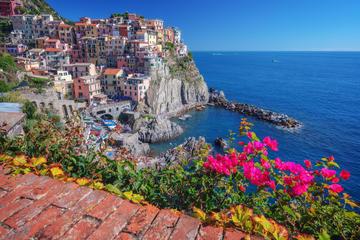 Teilgeführte Tour nach Cinque Terre mit dem Bus ab Florenz