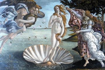 Tour independiente de la Galería de los Uffizi
