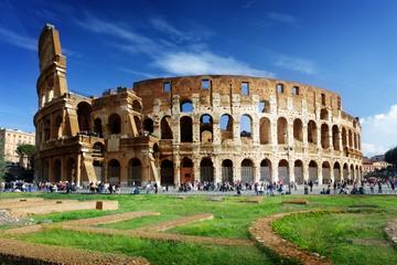 Tour privé: excursion d'une journée à Rome au départ de Florence