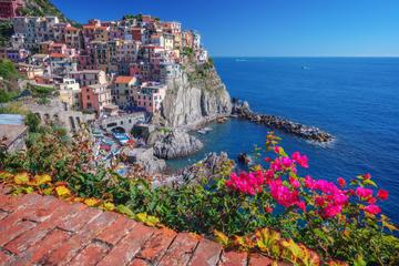 Tour semi-autonomo delle Cinque Terre in autobus da Firenze