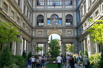 Uffizi Gallery Audiopen Self-Guided Visit with Skip-the-line Ticket