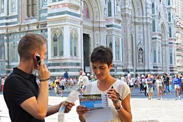 Visita independiente de Florencia con audiopen y almuerzo opcional