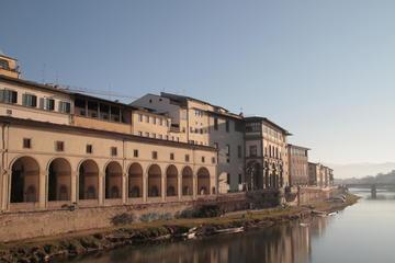 Zonder wachtrij: Ticket voor Corridoio Vasariano en optie voor ...