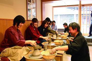 京都で日本の陶芸教室