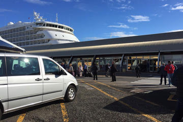 CIVITAVECCHIA PORT to ROME CITY private transfer