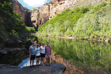4-tägige Kakadu-Privattour mit Camping ab Darwin