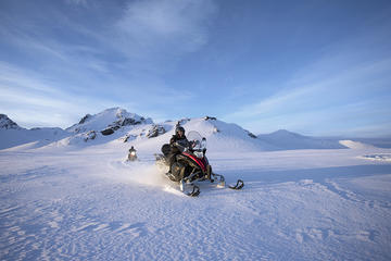 Golden Circle Day Trip from Reykjavik plus Snowmobiling on Langjökull...