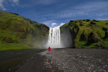 Äventyr på södra stranden från Reykjavik