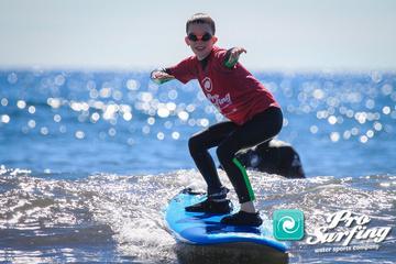 Surfkurs auf Gran Canaria