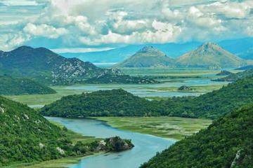 Lake Skadar Self-Guided Cycling and Slow Food Tasting Tour from Podgorica