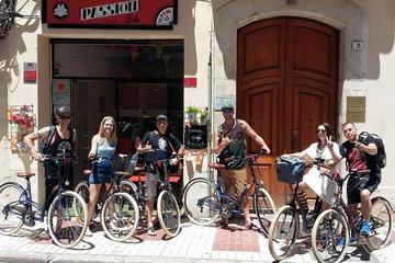 Malaga Tapas and Wine Bike Tour