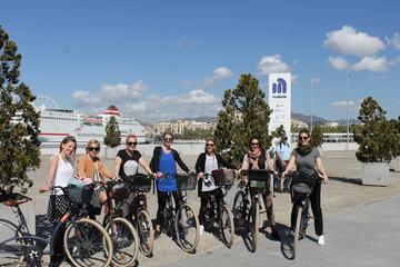 Recorrido en bicicleta por Málaga para toda la familia