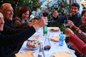 Hidden Rome Food Tour in Trastevere...