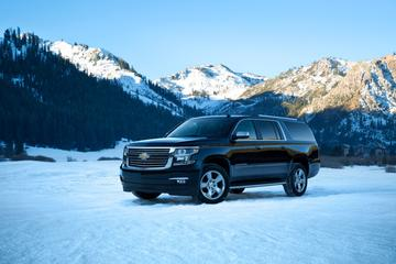 Private Chauffeured Whistler Transfer from Vancouver with Sightseeing