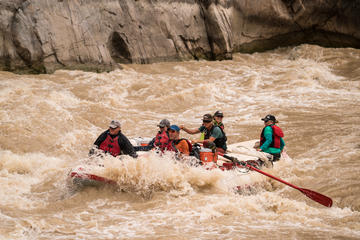 Day Trip 2-Day Colorado River Rafting Trip through Westwater Canyon near Green River, Utah