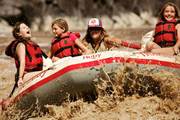3 Day Colorado River Rafting through Westwater Canyon