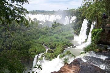 3-Day Iguaza Falls Adventure: Brazil and Argentina