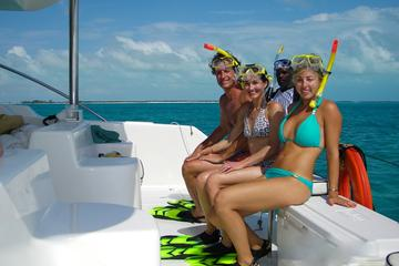 Turks and Caicos Half-Day Luxury Private Yacht Charter