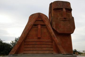 Armenia and Nagorno - Karabakh in 8...