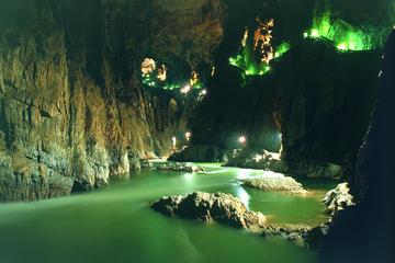Lipica Stud Farm and Skocjan Caves Day Trip from Rijeka