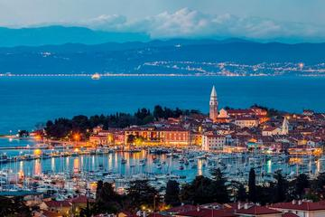 Piran Walking Tour and Panoramic Slovenian Coast from Trieste
