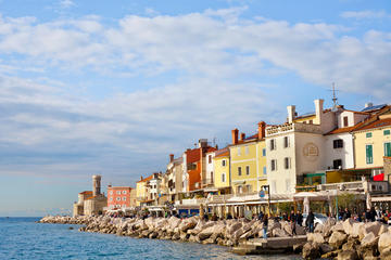 Piran Walking Tour and Slovenian Coast Panoramic Day Trip from...