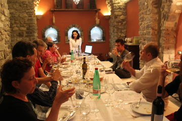 Wine Tasting in Casale Villarena Old Cellar
