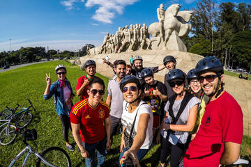 Ibirapuera Park Bike Tour