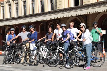 Small Group Downtown Sao Paulo Historical Bike Tour