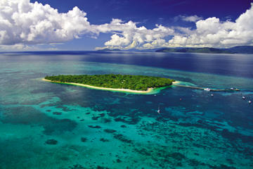 2-Day Reef and Rainforest Package Combo: Green Island Cruise and...