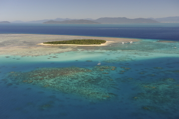 Passeio de meio dia a Green Island saindo de Cairns
