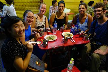 バンコク プライベート ナイト フード ツアー