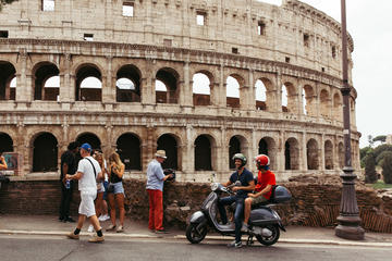 2.5-hour Private Vespa Tour of Rome