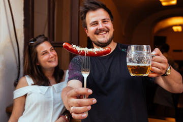 2-Hour Private Czech Beer Tasting Tour in Prague
