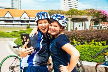 3-Hour Kuala Lumpur City Tour by Bike