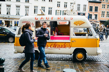 3 Hour Private Urban Brussels Tour