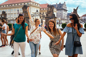 90-Minute Kickstart Guided Walking Tour of Prague